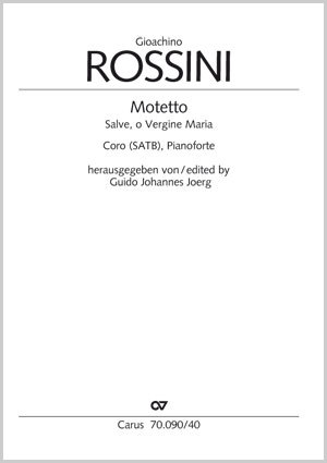 Gioachino Rossini: Motetto