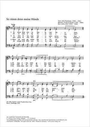 benedictus sheet music arwyn download pdf