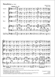 Gabriel Fauré: Benedictus