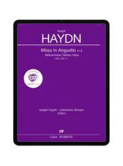 Haydn: Missa in Angustiis. carus music