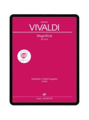 Vivaldi: Magnificat. carus music