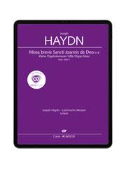 Haydn: Missa brevis Sti. Joannis de Deo. carus music