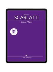 Scarlatti: Stabat Mater. carus music