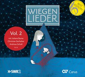 Exklusive Wiegenlieder CD-Sammlung Vol. 2