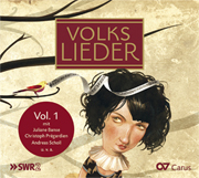 German Folk songs, vol. 1