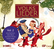 German Folk songs, vol. 2