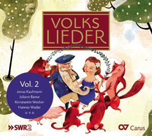 Exklusive Volkslieder Sammlung CD Vol. 2