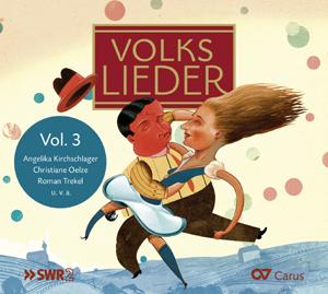Exklusive Volkslieder Sammlung CD Vol. 3