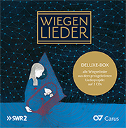 Wiegenlieder Vol. 1-3 (Deluxe-Box)
