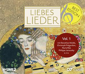 Liebeslieder-CD, Vol. 1