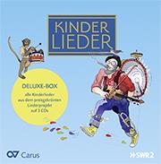 Kinderlieder. Deluxe-Box