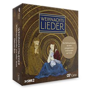 Jonas Kaufmann Weihnachtslieder.Weihnachtslieder Deluxe Box Compact Disc 4 Ex Cd Box Carus Verlag