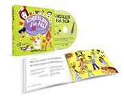 Kinderlieder für alle! 35 Lieder zum Mitsingen. Liederbuch mit CD