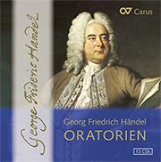 Die großen Händel-Oratorien