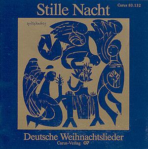 Stille Nacht. Deutsche Weihnachtslieder in Sätzen von Pflüger