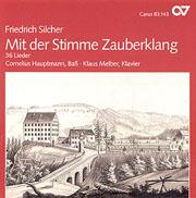 Silcher: Mit der Stimme Zauberklang. 36 Lieder