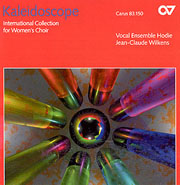 Kaleidoscope. International Collection for Women's Choir