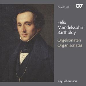 Felix Mendelssohn Bartholdy: Organ sonatas op. 65