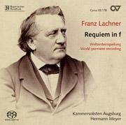 Lachner: Requiem en fa mineur