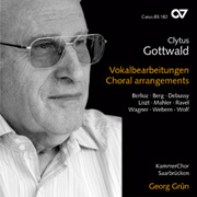 Gottwald: Vokalbearbeitungen (Grün)