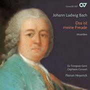 Bach, Johann Ludwig: Das ist meine Freude