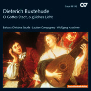Buxtehude: Solo cantatas