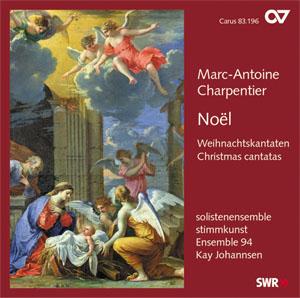 Marc-Antoine Charpentier: Noël. Weihnachtskantaten
