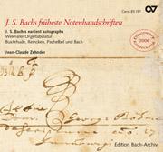 J. S. Bach's earliest autographs