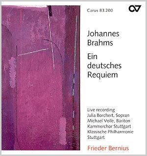 Brahms: Ein deutsches Requiem (Bernius)