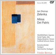 Zelenka: Missa Dei Patris (Bernius)