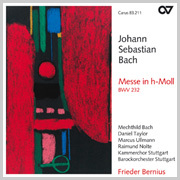 Bach: Messe in h-Moll (Bernius)