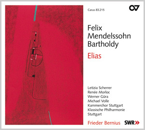Mendelssohn: Elijah op. 70 (Bernius)