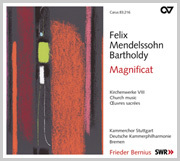 Felix Mendelssohn Bartholdy: Magnificat