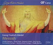 Georg Friedrich Händel: Messiah (Bernius)