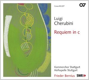 Luigi Cherubini: Requiem in c (Bernius)
