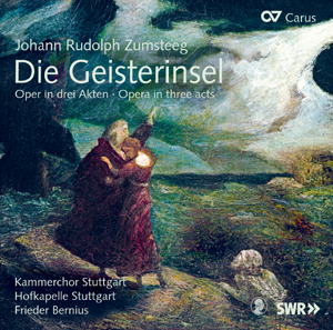 Johann Rudolph Zumsteeg: Die Geisterinsel [The Island of the Spirits]. Opera in three acts