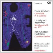 Schubert - Beethoven - Hartmann (Bernius)
