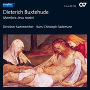 Buxtehude: Membra Jesu nostri (Rademann)