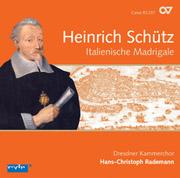 Schütz: Italienische Madrigale. Complete recording, Vol. 2 (Rademann)