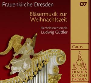 Musique pour instruments à vents, pour la période de Noël (Güttler)