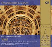 Georg Friedrich Händel: Saul (Rademann)