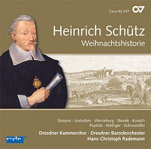 Schütz: Weihnachtshistorie. Complete recording, Vol. 10 (Rademann)