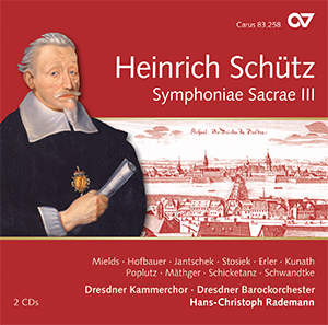 Schütz: Symphoniae Sacrae III. Complete recording, Vol. 12 (Rademann)