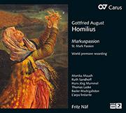 Homilius: Markuspassion