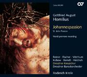 Homilius: Johannespassion (Kreile)