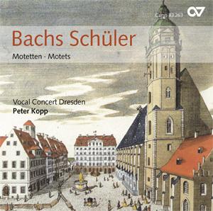 Les élèves de Bach – Motets