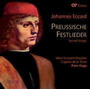 Johannes Eccard: Preussische Festlieder
