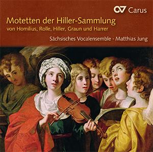 Motetten der Hiller-Sammlung