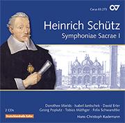 Schütz: Symphoniae Sacrae I. Complete recording, Vol. 14