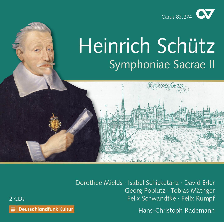 Schütz: Symphoniae Sacrae II. Complete recording, Vol. 18